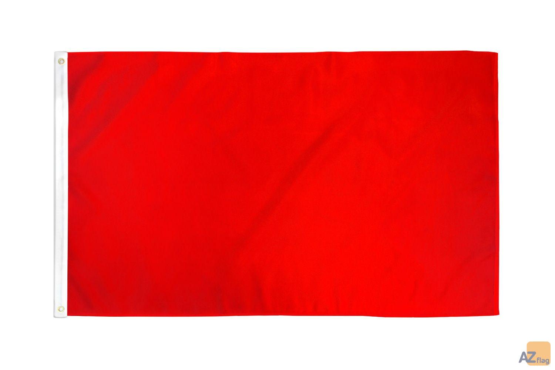 DRAPEAU COMMISSAIRE DE COURSE ROUGE 90x60cm - DRAPEAU FIN DE LA ZONE DE DANGER 60 x 90 cm - DRAPEAUX
