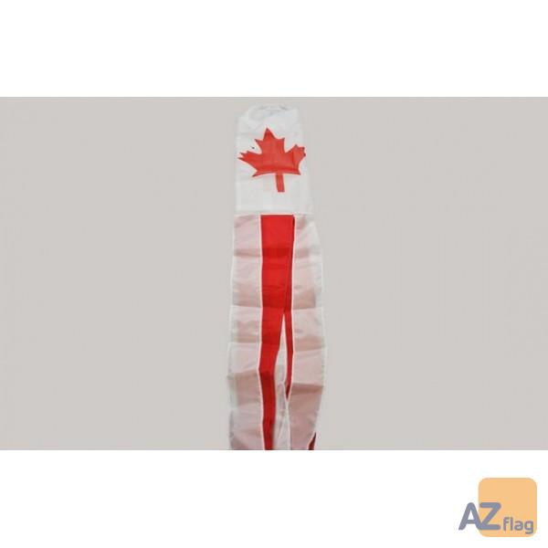 DRAPEAU MANCHE A AIR CANADA 150cm - WINDSOCK CANADIEN 150 cm