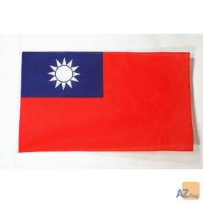 DRAPEAU TAIWAN 90x60cm - DRAPEAU TAÏWANAIS 60 x 90 cm - DRAPEAUX